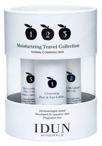 IDUN Minerals Moisturizing Travel Collection 1 st