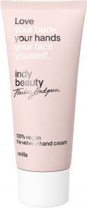 Indy Beauty Hand cream vanilj 40 ml