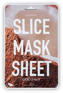 Kocostar Coconut Slice Mask Sheet