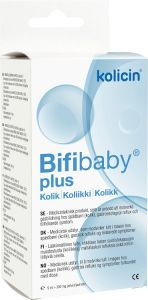 Kolicin Bifibaby plus droppar 9 ml