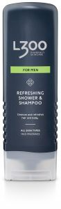 L300 for men Shower & shampoo 250 ml
