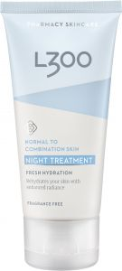 L300 Fresh hydration night treatment 60 ml
