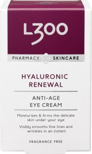 L300 Hyaluronic eye cream 15 ml