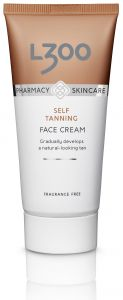 L300 Self Tanning Face Cream 60 ml