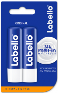 Labello Lip original care 2-pack