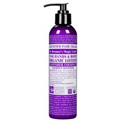 Dr. Bronner Lavender & Coconut Body Lotion 237 ml