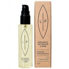 Lip Cleansing + Moisturising Oil Cotton 75 ml
