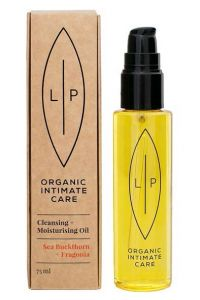 Lip Organic Intimate Care Cleansing Oil 75 ml