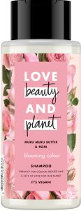 Love Beauty And Planet Shampoo Blooming Colour 400 ml