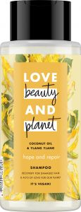 Love Beauty And Planet Shampoo Hope And Repair 400 ml
