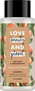 Love Beauty And Planet Shampoo Purposeful Hydration 400 ml