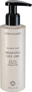 Löwengrip Intimate care shaving gel oil 150 ml