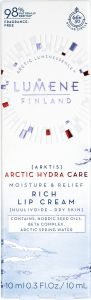 Lumene Arctic Hydra Care Rich Lip Cream 10 ml