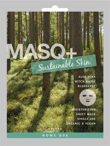 MASQ+ Ansiktsmask Sustainable Skin 23 ml