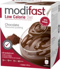 Modifast LCD chokladpudding 8 st