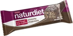 Naturdiet Mealbar crunchy chocolate 50 g