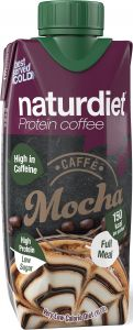 Naturdiet Protein Coffe Mocha 330 ml