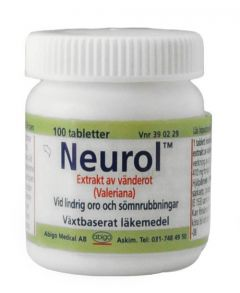 Neurol Tabletter 100 st