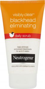 Neutrogena Blackhead scrub 150 ml