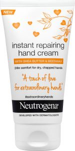 Neutrogena Instant repairing hand cream 75 ml