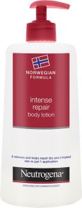 Neutrogena Intense repair body lotion 400 ml