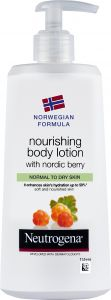 Neutrogena Nordic berry hudlotion 250 ml
