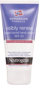 Neutrogena Visibly renewing hand cream 75 ml