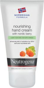Neutrogena Nourishing Handcream Nordic Berry 75 ml