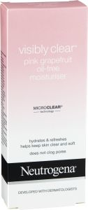 Neutrogena Visibly Clear pink grapefruit moist cream 50 ml