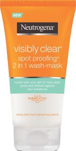 Neutrogena Spot proofing 2in1 wash 150 ml