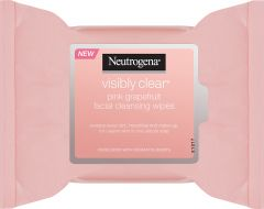 Neutrogena Visibly Clear Facial Cleansing Wipes 25 st