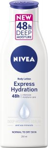 NIVEA Body lotion express hydration 250 ml