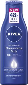 NIVEA Body lotion nourishing milk 250 ml