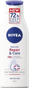 NIVEA Body lotion repair & care 72h 250 ml