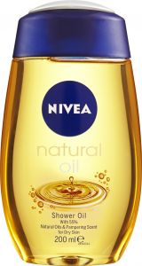 NIVEA Caring shower oil natural 200 ml