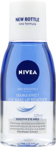 NIVEA Daily essential double effect eye-makeup remover 125 ml