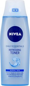 NIVEA Daily essential refreshing toner normal skin 200 ml