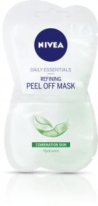 NIVEA Daily essentials refreshing peeloff mask 15 ml