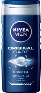 NIVEA Men Protect & care shower gel 250 ml