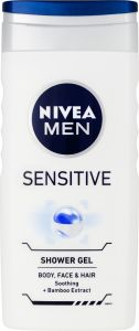 NIVEA Men Shower sensitive 250 ml