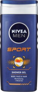 NIVEA Men Shower sport 250 ml