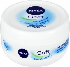 NIVEA Soft moisturizing cream 200 ml