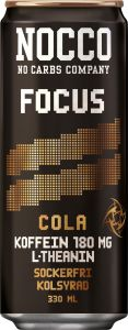 NOCCO Focus 330 ml