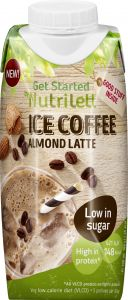 Nutrilett RTD VLCD almond latte 330 ml