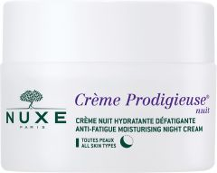 NUXE Créme Prodigieuse Anti-Fatigue Night Cream 50 ml