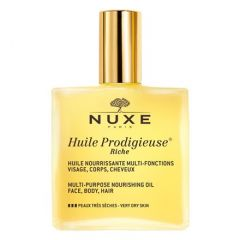 Nuxe Huile Prodigieuse Nourishing Oil Riche 100 ml