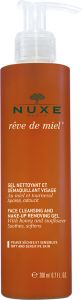 NUXE Rêve de Miel Face Gentle Cleansing Gel 200 ml