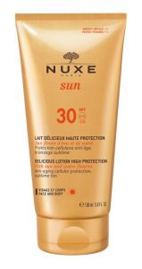 NUXE Sun delicious lotion face & body SPF 30