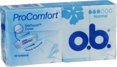 O.B. ProComfort normal 16 st