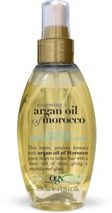 OGX Argan Weightless Reviving Dry Oil 118 ml